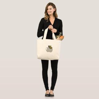Bombay Apple Large Tote Bag