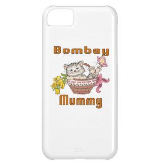 Bombay Cat Mom iPhone 5C Case