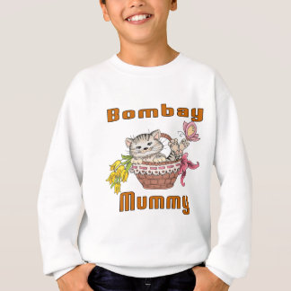 Bombay Cat Mom Sweatshirt