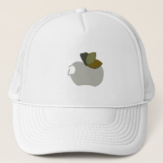 Bombay Grey Apple Trucker Hat