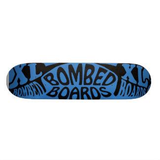 Bombed Extra Legendary/Black/Royal Blue Skate Board Decks