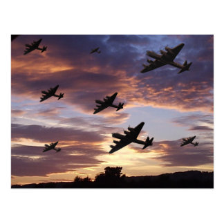 Bomber Stream Postcard