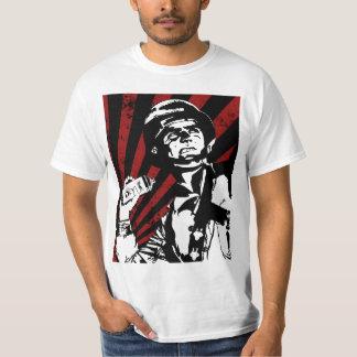 bombin dans le monde entier tee shirts