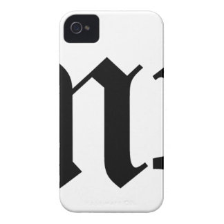Bompton iPhone 4 Case-Mate Case