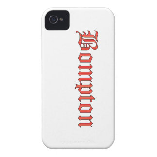 Bompton red iPhone 4 cases