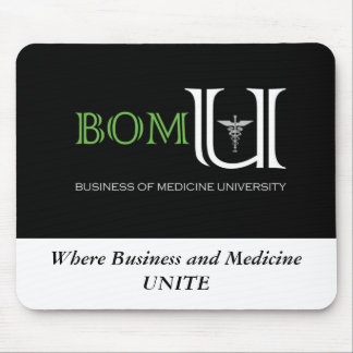 BOMU mouse pad