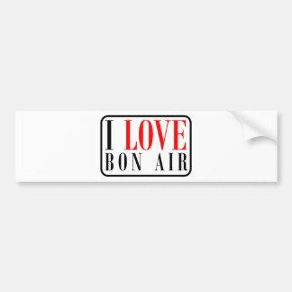 Bon Air, Alabama City Design Bumper Sticker