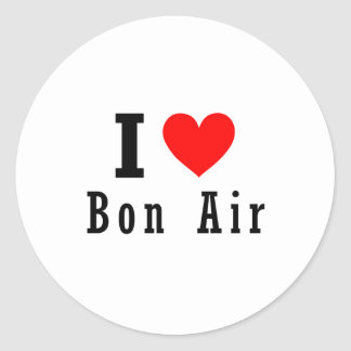 Bon Air, Alabama City Design Round Sticker