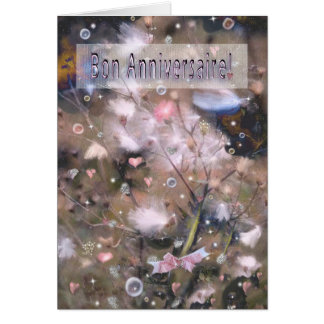 Bon Anniversaire! Card