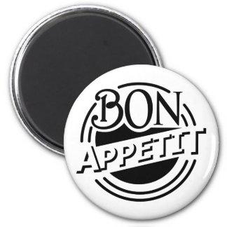 Bon Appetit design Magnet