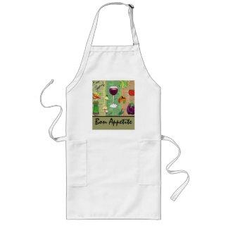 Bon Appetite long apron