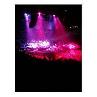Bon Jovi Concert Postcard