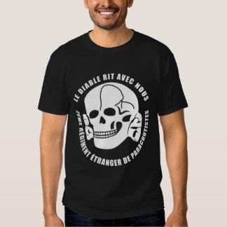 Bon sens diable d'avec de rit de le t-shirts