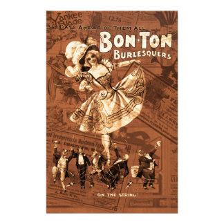 Bon-ton Custom Stationery