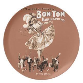 Bon-ton Plate