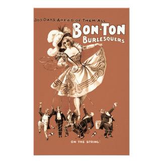 Bon-ton Stationery Design