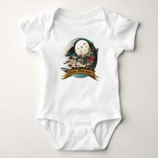 bon voyage baby bodysuit