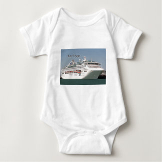 Bon Voyage: cruise ship 2 Baby Bodysuit