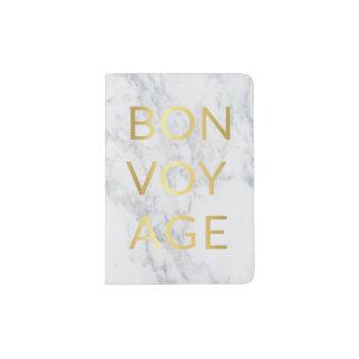 Bon Voyage Passport Cover