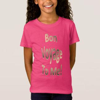 Bon Voyage to Me 02 T-Shirt