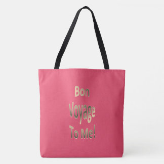 Bon Voyage to Me 02 Tote Bag