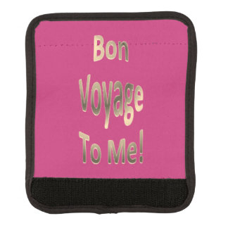 Bon Voyage to ME Handle Wrap