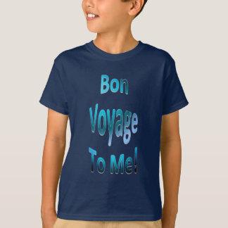 Bon Voyage to Me T-Shirt