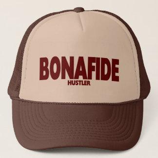 BONAFIDE ..... HUSTLER TRUCKER HAT