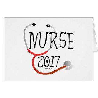 Bonafidenurse - Nurse Stethoscope 2017.png Card