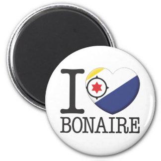 Bonaire 2 Inch Round Magnet