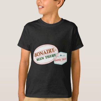 Bonaire Been There Done That T-Shirt