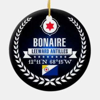 Bonaire Ceramic Ornament
