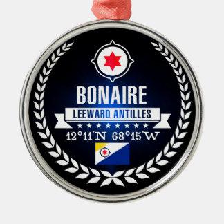 Bonaire Metal Ornament