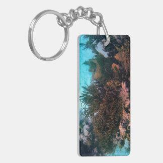 Bonairean Reef Keychain