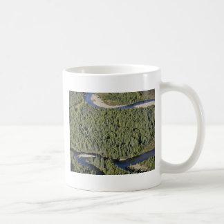 Bonanza Creek and Dalton Highway Coffee Mug