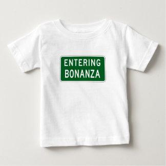 Bonanza, Road Marker, Oregon, USA Baby T-Shirt