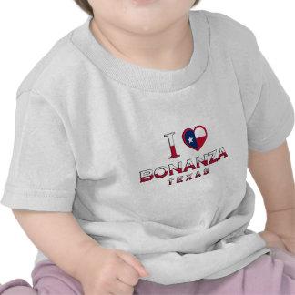 Bonanza, Texas Tee Shirt