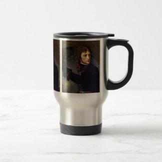 Bonaparte At The Bridge Of Arcola Travel Mug
