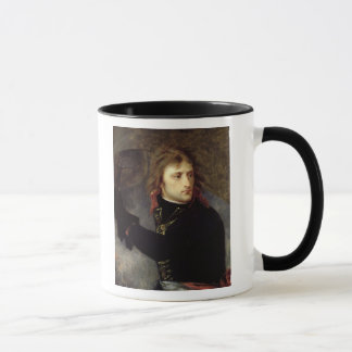 Bonaparte on the Bridge of Arcole Mug