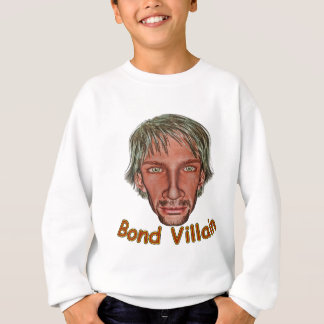 Bond Villain Sweatshirt