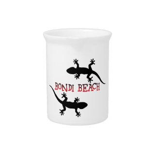Bondi Beach Australia Beverage Pitcher