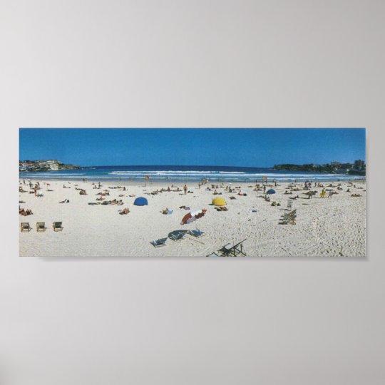 Bondi Beach, Australia Poster