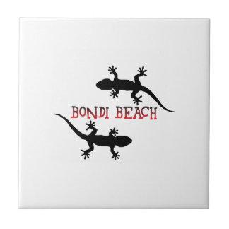 Bondi Beach Australia Tile