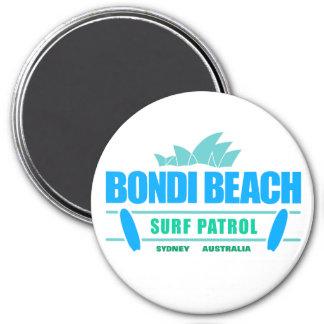 Bondi Beach Surf Patrol Sydney Australia Refrigerator Magnet