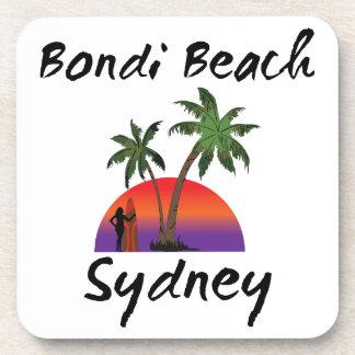 bondi beach sydney drink coasters