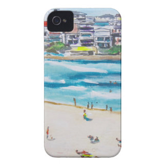 Bondi Blues iPhone 4 Case