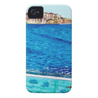 Bondi Blues iPhone 4 Cases