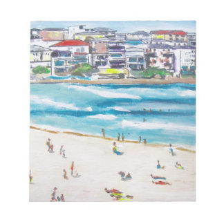 Bondi Blues Notepad