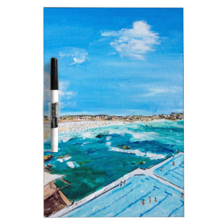 Bondi Icebergs Summer Dry-Erase Boards