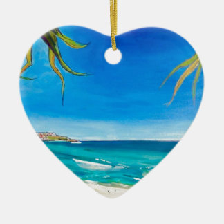 Bondi Sky Ceramic Ornament